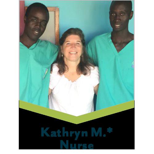 Kathryn M