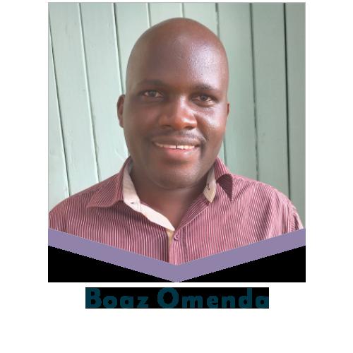 Boaz Omenda