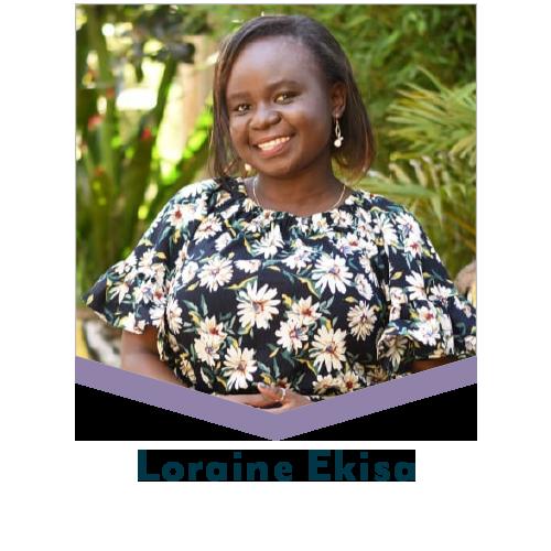 Lorraine Ekisa