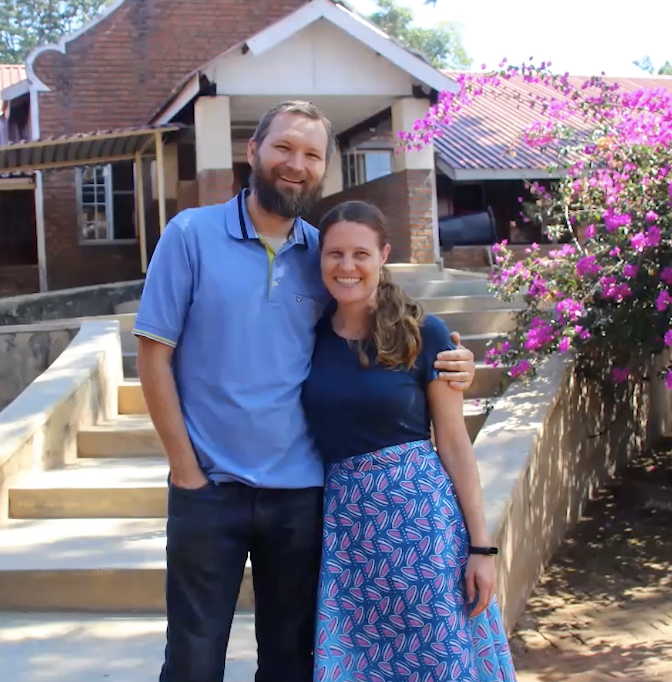 Christian family practice missionary Christina Miller