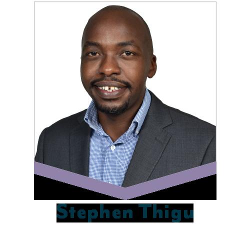 Stephen Thigu