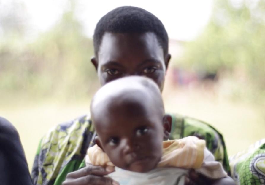 Mother and Child Burundi